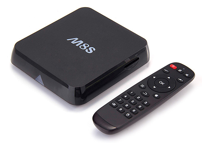 TV Box Android OTT M8S (S812)